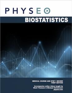 Biostatistics Textbook Cover