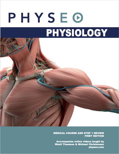 Physiology Textbook Cover Step 1