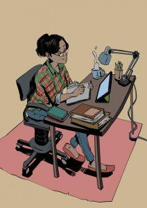 Surviving online medschool 101