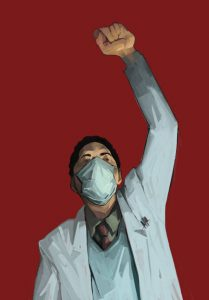 How to engage in professional activism in healthcare