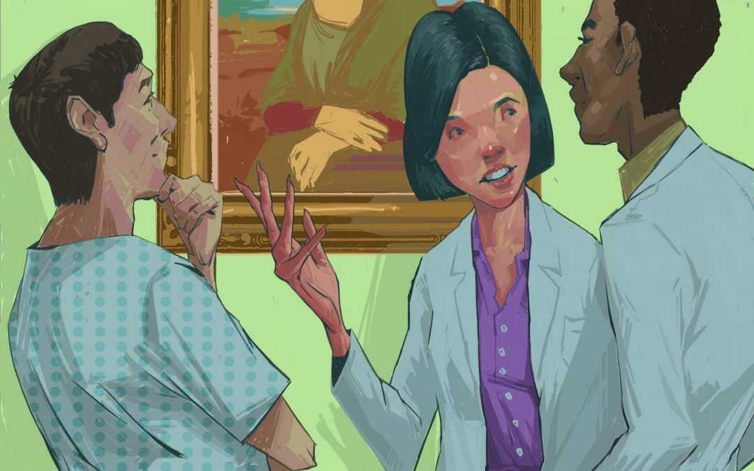 Art and Patient Care: From Documentary Tool to Modern Treatment