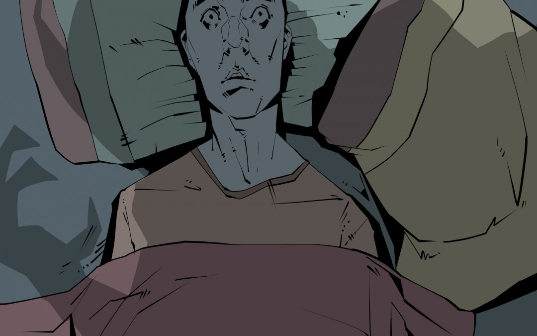 Sleep Paralysis & Other Demons